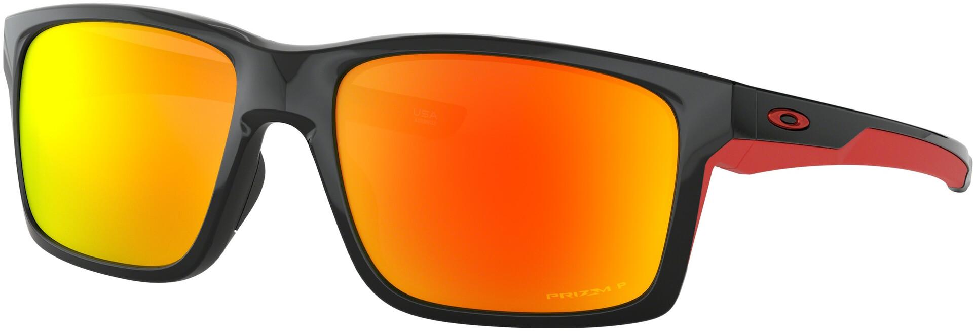 Blackprizm Polarized SunglassesPolished Mainlink Xl Ruby Oakley Kl1JFTc3